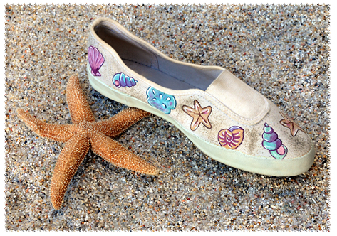 shellcoveredshoe
