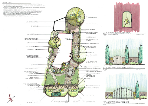 Interview john black landscape designer garden muse for Verdance landscape design