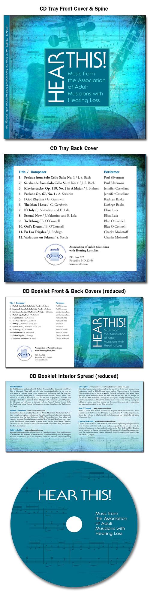 HearThis! CD Artwork Blog