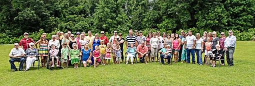 Big Reunion Photo