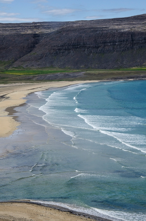 Beach near Latrabjarg