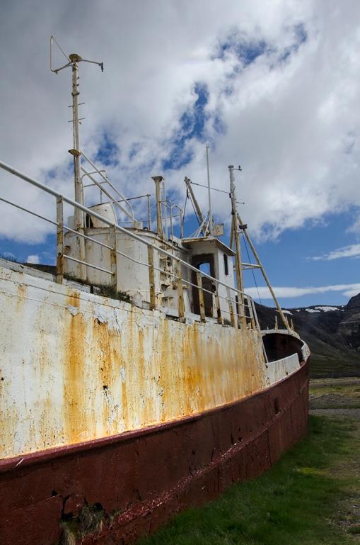 Steel Ship