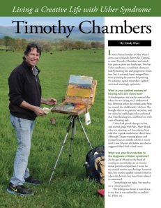 Timothy Feature Page 1