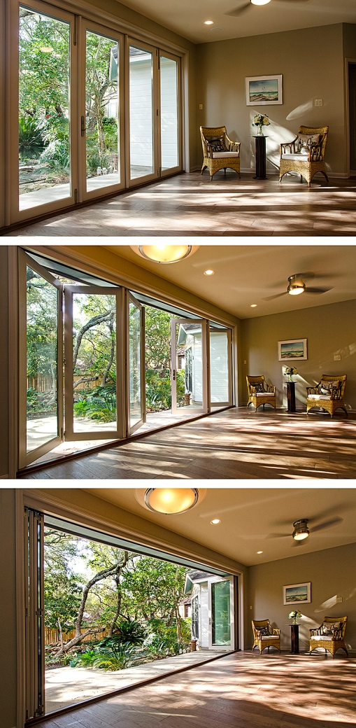 Folding Doors Renovation