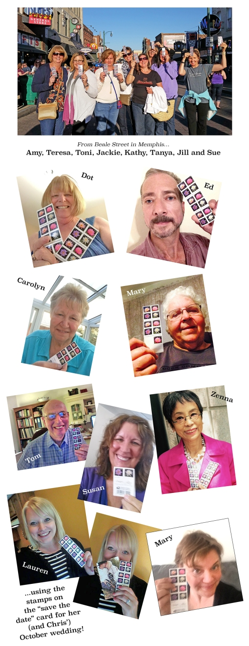 Stamp Selfie Collage 4 revised