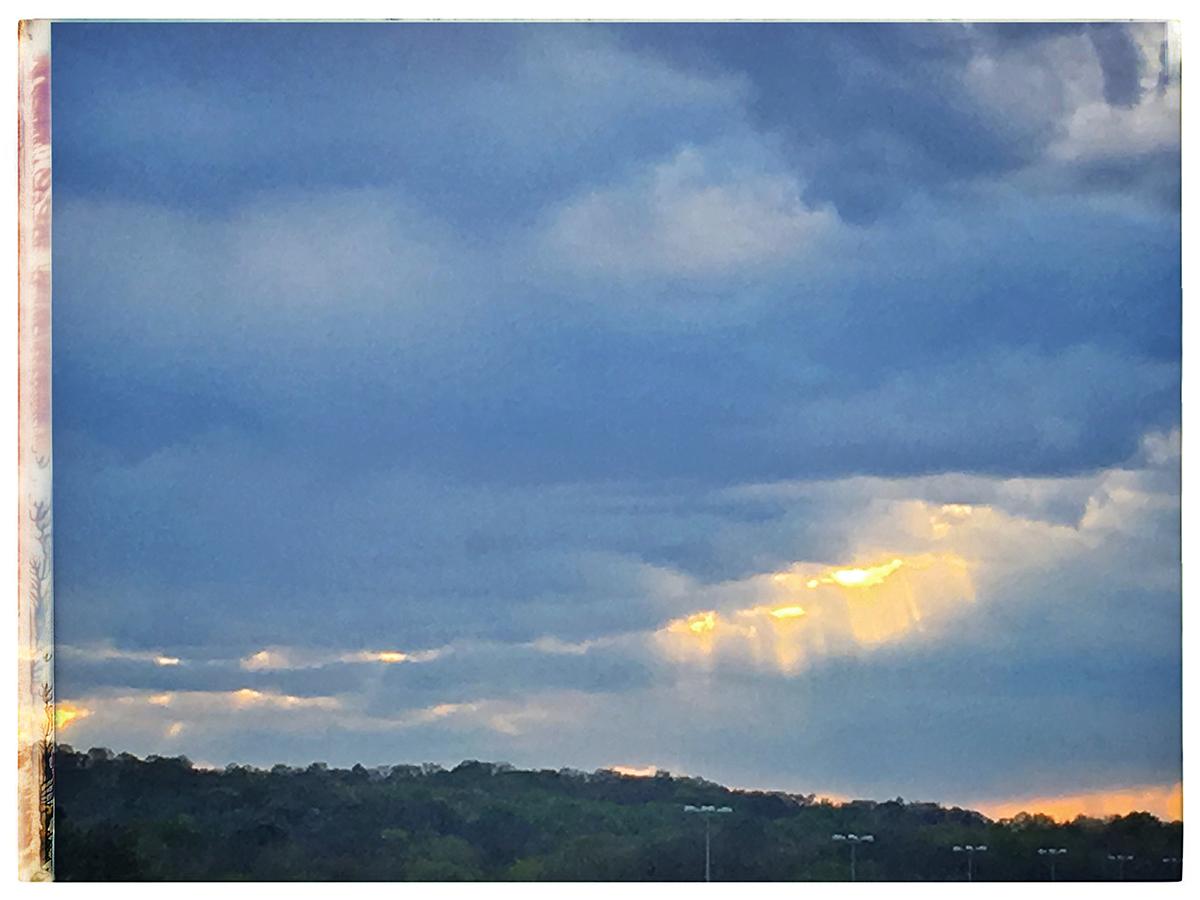 Sky Rays of God WEB