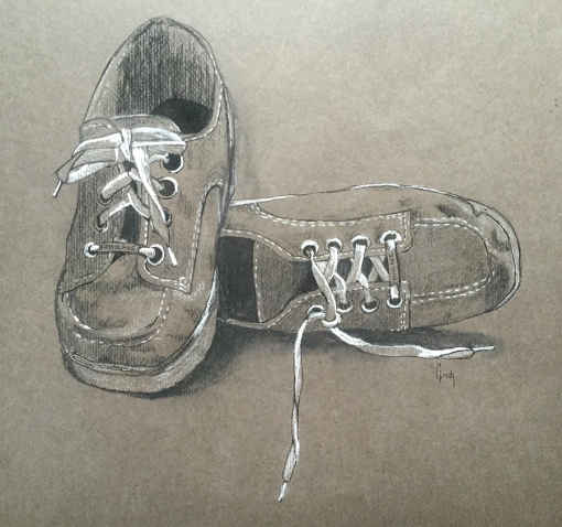 WEB LacedShoes